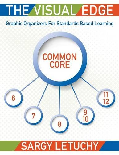 The Visual Edge: Graphic Organizers for Standards Based Learning: Common Core 6-12 ()