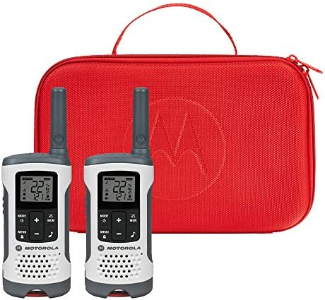 Motorola Talkabout T280 Rechargeable Two Way product image