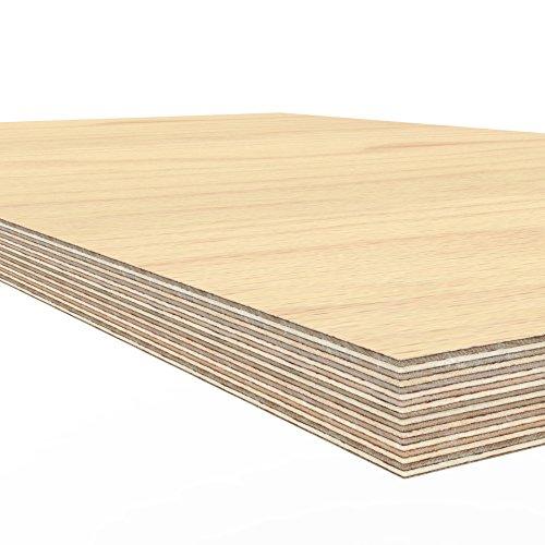 Bevorzugt Profi Multiplexplatte 1600 x 750 x 40 mm Werkbankplatte XU73