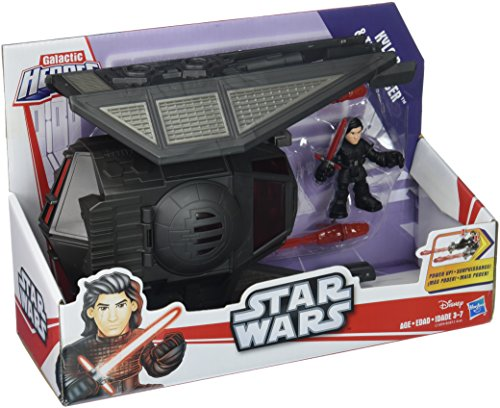 Galactic Heroes Star Wars The Last Jedi Kylo Ren and for sale  Delivered anywhere in USA