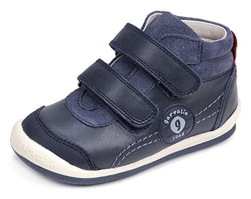 6 171650a Boots Uk Boys' Garvalin Marino Blau Child Ankle azul 0qdct