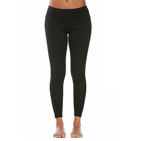 Ladeheid Legging Long Sport Pantalon Yoga Pants Femme LAMA02