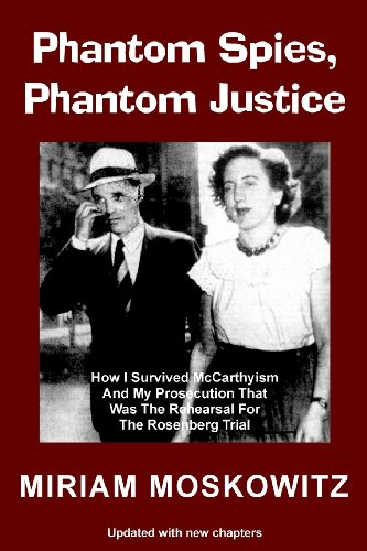 PHANTOM SPIES PHANTOM JUSTICE