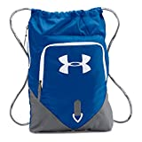 Under Armour Undeniable Sackpack, Royal/Graphite, One Size