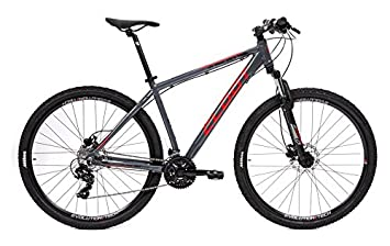 CLOOT Bicicletas de montaña 29 XR Trail 90 24v-Bicicleta 29, Frenos Disco, Cambio Shimano 24V (Talla M (164-177)): Amazon.es: Deportes y aire libre