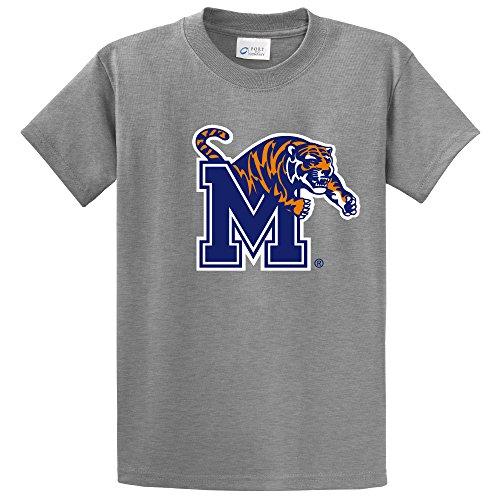 (NCAA Memphis Tigers Short Sleeve Tee, Medium, Athletic Heather)