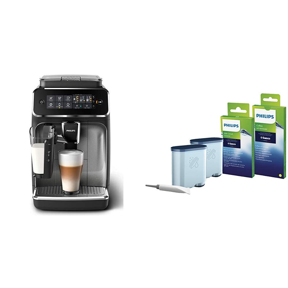 Philips Serie 3200 LatteGo EP3246/70 - Cafetera super ...