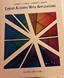 Linear Algebra with Applications, Agnew, Jeanne L. and Knapp, Robert C., 0534094562