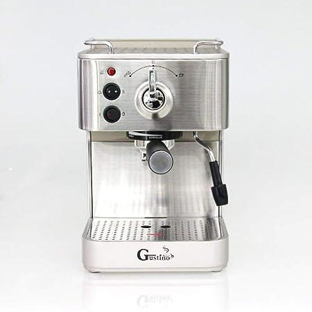SUNHAO Cafetera Café semiautomática máquina hogar comercial ...
