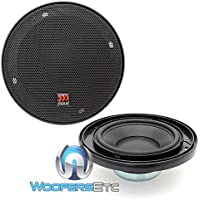 Morel Hybrid MW4 100W RMS 4 Mid-Bass Woofers