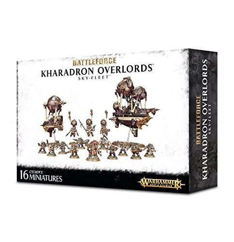 Battleforce: Kharadron Overlords Skyfleet Warhammer Age of Sigmar