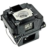 ePharos ELPLP68 / V13H010L68 High Quality Projector Replacement Compatible bulb with Generic housing for EPSON PowerLite HC 3020