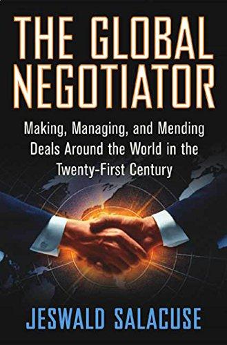 Amazon the global negotiator making managing and mending the global negotiator making managing and mending deals around the world in the twenty fandeluxe Gallery