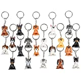 1.5'' PUPPY KEYCHAIN (20PC/UN), Case of 24