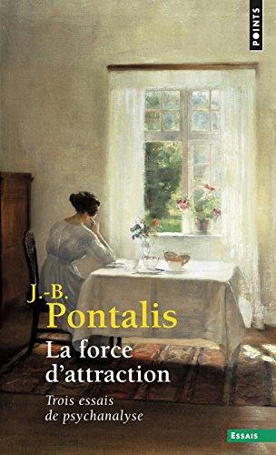 La force d'attraction (Anglais) Poche – 2 novembre 1999 Jean-bertrand Pontalis La force d'attraction Seuil 2020389819