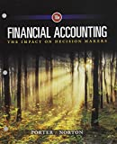 img - for Bundle: Financial Accounting: The Impact on Decision Makers, Loose-Leaf Version, 10th Edition + LMS Integrated for CengageNOWv2TM, 1 term Printed Access Card book / textbook / text book
