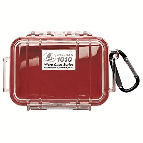Pelican Micro-Case (Red) 1010