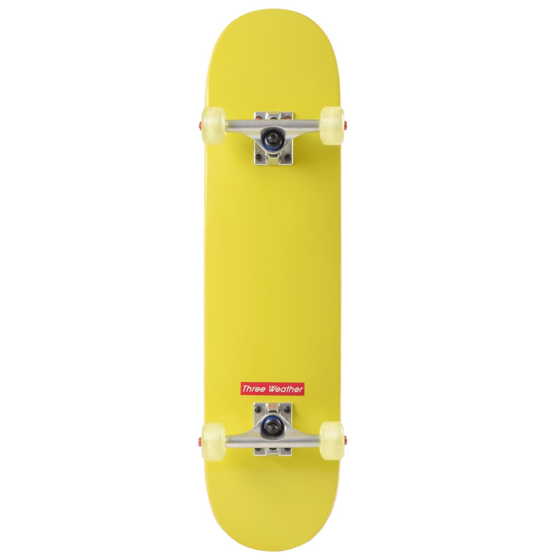 最も優遇の THREE WEATHER スリーウェザー 775inch スケートボード コンプリートセット SBMR2672P 45 775inch 45 B07BYBBNSX, ホンベツチョウ:b205456f --- svecha37.ru