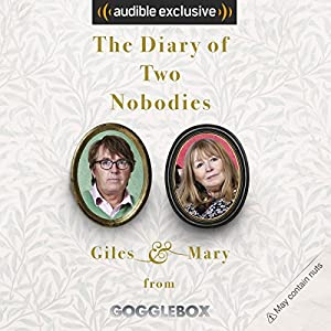 The Diary of Two Nobodies Audiobook