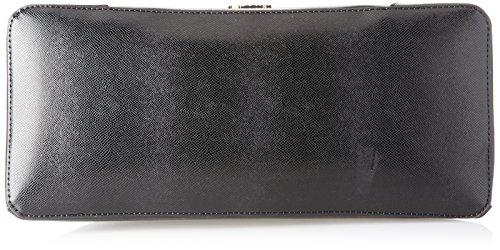 Pollini - Sc4548pp04sn0000, Bolsos de mano Mujer, Nero, 0.1x0.1x0.1 cm (W x H x L)