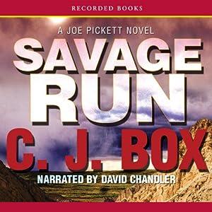 Savage Run Audiobook
