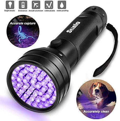 Flashlight super 51 Handheld Ultraviolet Lightweight Portable Flashlight product image