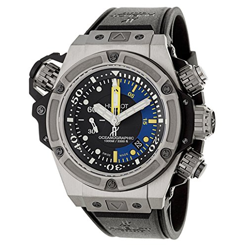 Hublot King Power Oceanographic 1000 Men's Automatic Watch 732-NX-1127-RX