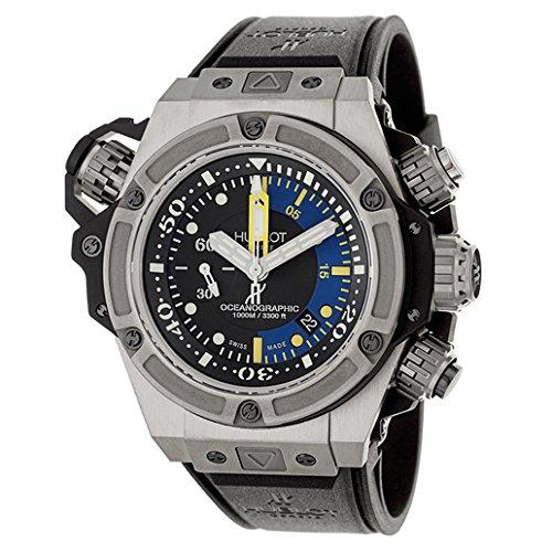 Hublot King Power Oceanographic 1000 Men's Automatic Watch 732-NX-1127-RX