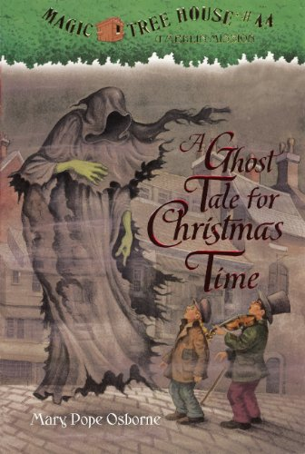 A Ghost Tale For Christmas Time (Turtleback School & Library Binding Edition) (Magic Tree House: a Merlin Mission) ()