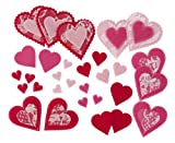 Martha Stewart Crafts Felt Heart And Lace Die-Cuts