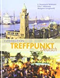 img - for Treffpunkt Deutsch [With DVD] book / textbook / text book