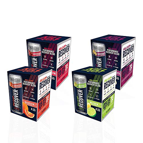 - Kill Cliff Variety Pack 16 - 12 oz Cans