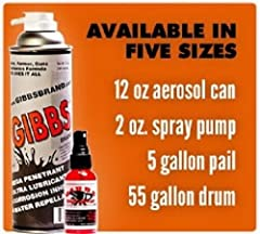 Use this lubricant to prevent electrical connections from oxidation, lubricate tools and machinery parts, clean and protect saw blades, drill bits, protect and clean brake parts and bare metal surfaces on vehicles, machinery and farm equipmen...