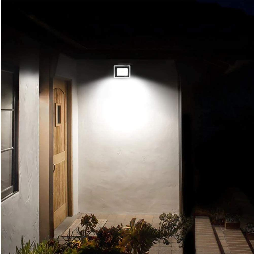 MOMEX Foco LED Exterior 10w Reflector LED IP65 Impermeable ...