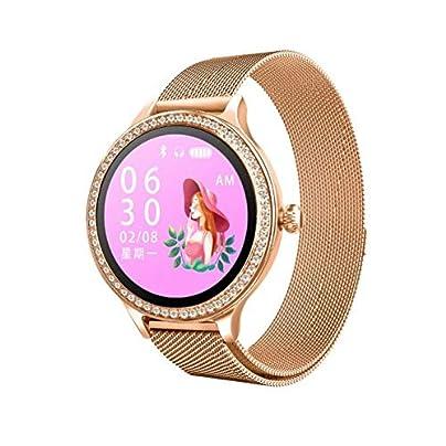 DMMDHR Women Fitness Track Smart Wristband Watch Waterproof IP68 Band Estimated Price £71.00 -