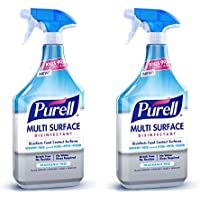 2 Pack Purell Multi Surface Disinfectant Spray 28 oz.