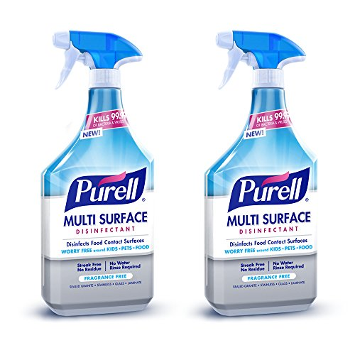 Purell Multi Surface Disinfectant Spray 2-Pack Only $6.50