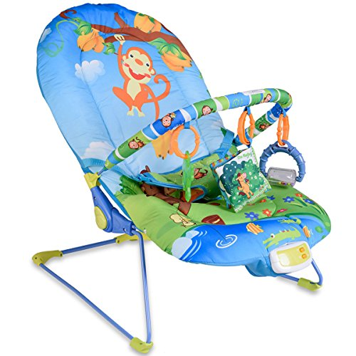 Top 10 Baby Bouncer With Vibration And Music Of 2019