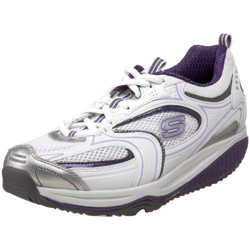Scarpe Da Ginnastica Per Donna Forma Xx Acceleratore Moda Sneaker Bianco Viola