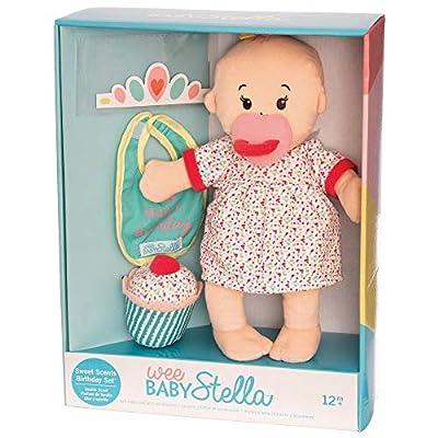 Manhattan Toy Wee Baby Stella Sweet Scents 12