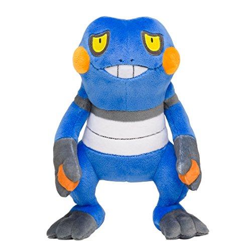 (Pokemon Center Original Plush Doll Croagunk (Gureggru) 324-237008)
