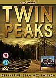 Twin Peaks - Definitive Gold Box Edition [DVD] (Slimline Packaging) [1990]