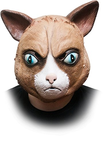 Cattitude Cat Mask