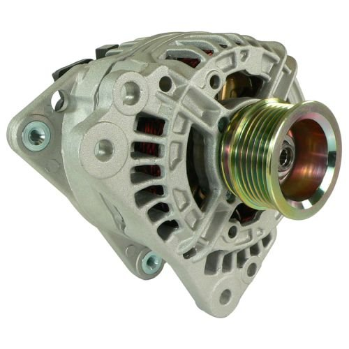 2003 Volkswagen Jetta Alternators - DB Electrical ABO0193 New Alternator For Volkswagen Jetta Beetle 99 00 01 02 03 04 05 1999 2000 2001 2002 2003 2005 2005, Golf 99 00 01 02 03 04 05 06 1999 2000 2001 2001 2003 2004 2005 2006 Eurovan