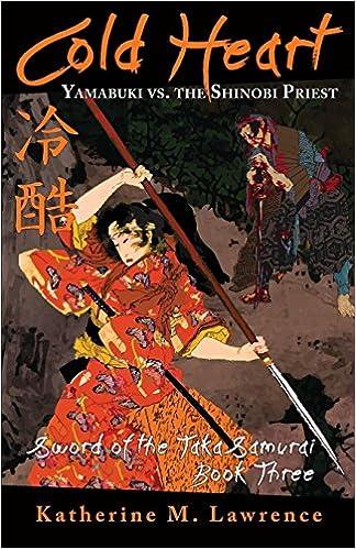 amazon cold heart yamabuki vs the shinobi priest sword of the