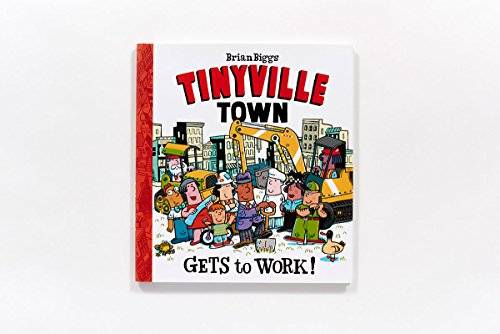 Gets to Work! (A Tinyville Town Book) by Abrams Appleseed (Image #2)