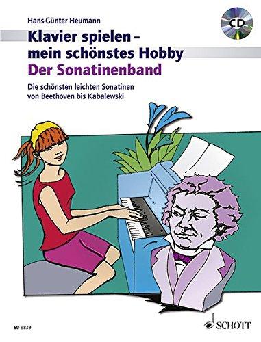 Heumann Sonata Book +cd ebook