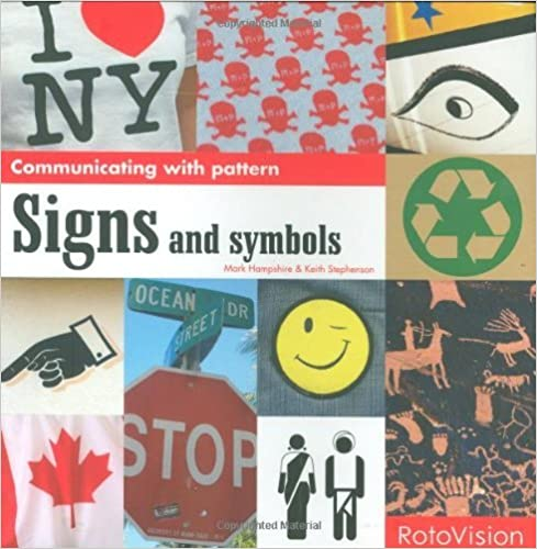 Book Signs and Symbols (Communicating with Pattern) by Keith Stephenson (2008-06-01)