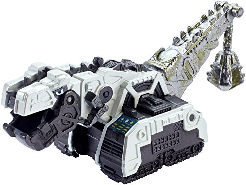 Dinotrux Die-Cast Destructs with Claw Tail Vehicle (Assortment style)