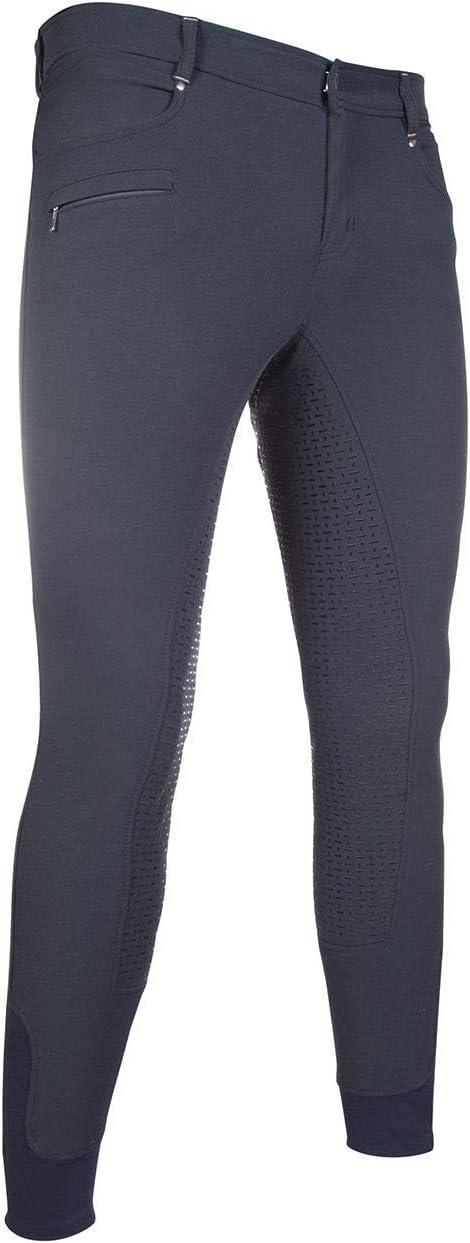 Pantaloni da Equitazione da Uomo in Silicone HKM Sports Equipment Kingston